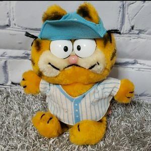 Vintage Baseball Garfield